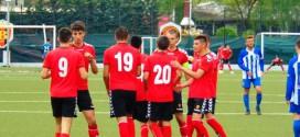 Момците на Колев, кадетите на ФК Вардар високо ја совладаа Ренова