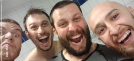 (ФОТО) Победничкото селфи на вардарци после победата против Кил