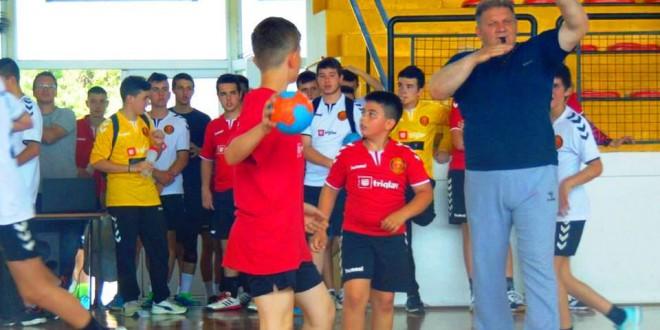 По три успешни сезони на Вардар Јуниор лига започнаа уписите за четвртата