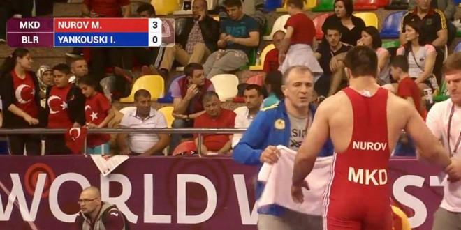 Борење: Вардарецот  Нуров ќе настапи во 1/4-финалето на ЕП во Русија