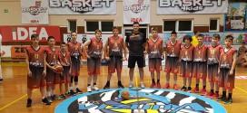 """Кошарка: КК Вардар генер.2005 учествуваше на """"Баскет 4 кидс"""" турнирот в Белград"""