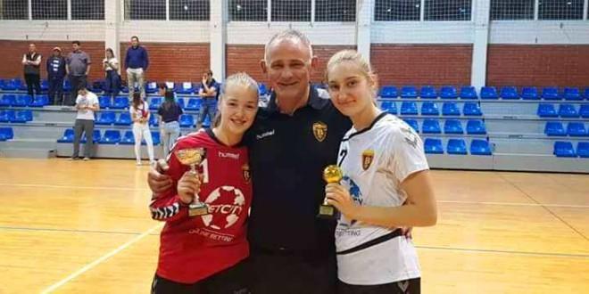 """Андреа Илиќ: Наградата """"најдобар кадетски голман"""" ми е поттик за нови успеси"""