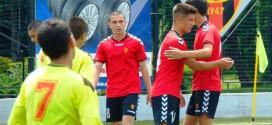 Младиот и надежен Георг Стојановски донесе триумф за пом.пионери на ФК Вардар во дуелот со Победа