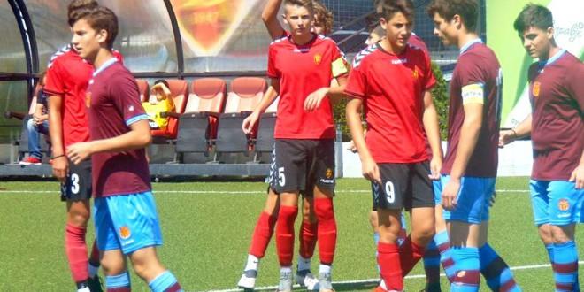 Пом.пионери  на ФК Вардар во последното коло од шампионската сезона одиграа реми со Македонија Ѓ.П