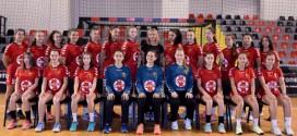 Кадетките четврти на турнирот во Никшиќ