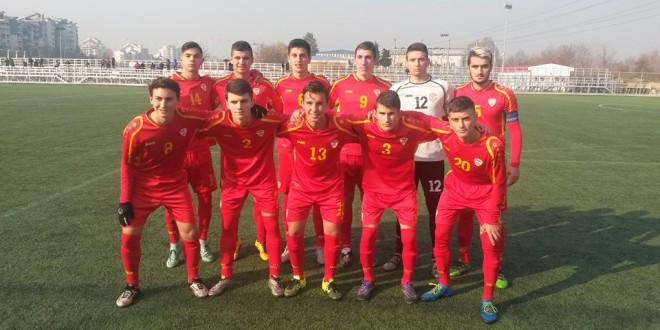 Колевски погоди за Македонија против Бугарија, стартери беа и Бериша, Наумчески и Антовски