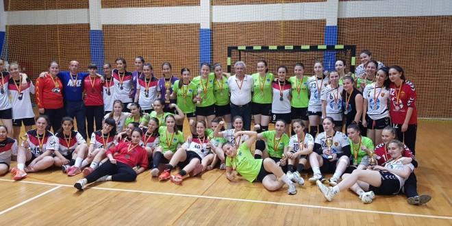 Кадетките на Вардар Јуниор се вицешампиони на Македонија