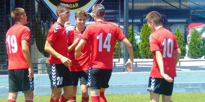 Ибиши ја реши Војводина, голема победа за пионерите на ФК Вардар, на отварањето на турнирот во Сараево
