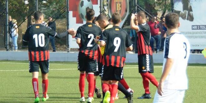 Преглед на сезоната за младинците на ФК Вардар, кои се вицешампиони на Македонија