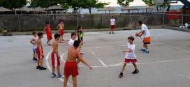 (ФОТО) Кошаркарскиот клуб Вардар успешно го реализир летниот камп