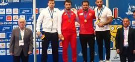 """Борење: Нуров фантастичен во 2018, злато на Медитеранските игри, дуел за """"бронза"""" на ЕП, одличен настап во Киев и доминација на мак.изборниот шампионат"""