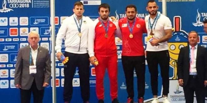 Вардарецот Нуров донесе голема радост за Македонија, откако се закити со златниот медал на Медитеранските игри