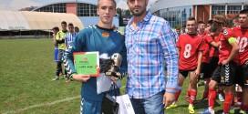 Матеј Андов најдобар голман, Џемал Ибиши најдобар стрелец на турнирот во Сараево