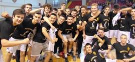 Одлична шампионска сезона за пионерите на РК Вардар под водство на Будимир, кои имаа стопроцентен ефект во лигата
