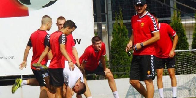 Познати се тренерите во шест младински екипи на ФК Вардар