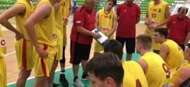 Кошарка: Македонија М18 со победа над Бугарија во гости, вардарецот Каркуки еден од најдобрите поединци