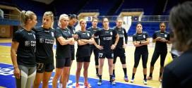 (ФОТО) Поранешните вардарки, Лекиќ, Цвијиќ, Радичевиќ и Лазовиќ стартуваа со подготовки со тимот на ЦСМ Букурешт