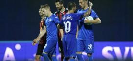 """На денешен ден пред две години, малку недостасуваше Вардар да направи сензација на """"Максимир"""" и да го елиминира Динамо Загреб"""