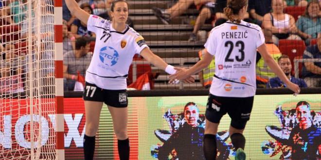 Андреа Лекиќ најдобра ракометарка на ЕКС-ЈУ просторот за изминатава сезона, идеалниот тим го сочинуваат играчи од Вардар