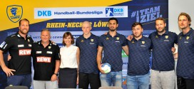 Рајн-Некар, еден од противниците на Вардар во најсилната група започна со подготовки за новата сезона, засилени со Абутовиќ