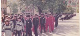 Прилог од историјата на АК Вардар! Ангеловски Александар и Партизанската Олимпијада во Фоча…пишува проф.М.Бошковиќ