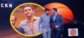 Андриевски- идеен творец младинската кошаркарска школа на Вардар