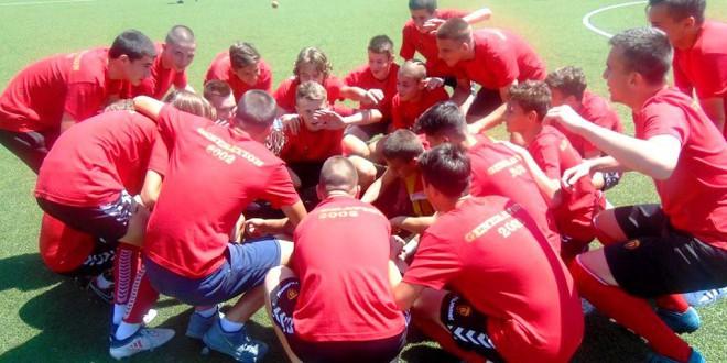 Познат комплетниот распоред и термини за дуелите во есенскиот дел на пионерските екипи на ФК Вардар