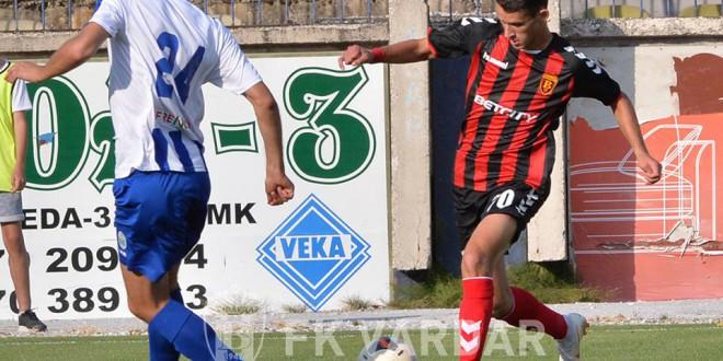 Барсегјан донесе победа во Тетово, прва во новата сезона!