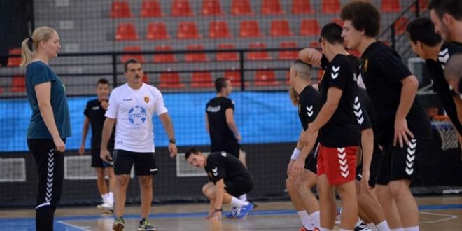 Составот на генерацијата предводена од Будимир, која во новата сезона ќе игра во кадетската и младинската ракометна лига