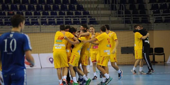 Кадетската репрезентација на Македонија денес игра против Швајцарија, во борба за првото место во групата
