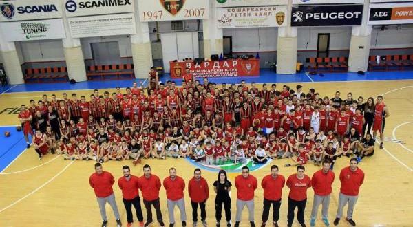 """Кошарка: Проблеми за Вардар, малата сала """"Кале"""" не ги исполнува условите за првата лига"""