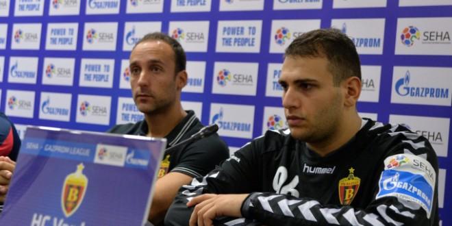 Милосављев и Парондо:  Победата носи задоволство, одигравме на ниво