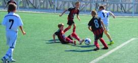 (Фотогалерија) Одличен старт во Детската лига за генерацијата 2008