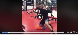 (ВИДЕО) Калифа Гедбан вредно се подготвува за продолжение од сезоната