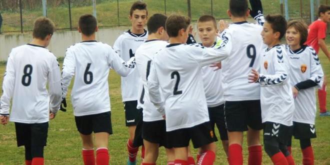 Четворица играчи од ФК Вардар добија повик за настап во националната репрезентација до 15 години