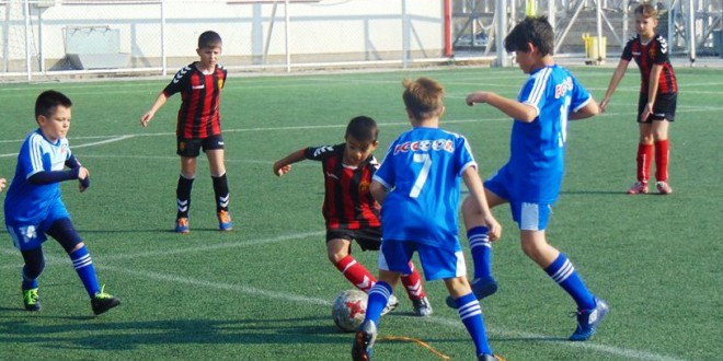 Претстојниов викенд ќе се одигра ново коло во детската фудбалска лига