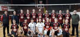 Одбојкарите на Вардар со триумф ја отворија сезоната