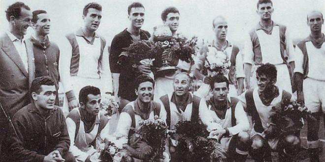 Пред точно 58 години, на денешен ден, Вардар го почна походот за освојување на Купот на тогашна Југославија