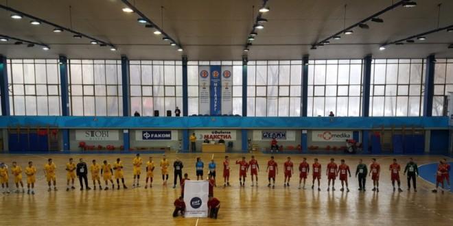 Играчите на Вардар со забележителен придонес во победите на јуниорската ракометна репрезентација
