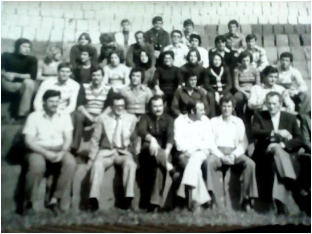 Атлетичарите и раководството на репрезентацијата на Македонија на четворомечот во Призрен