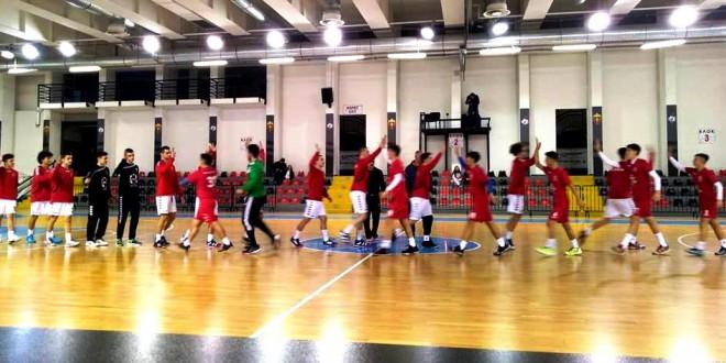 Кадетите на РК Вардар го совладаа тимот на  Филипос Верија од Грција со 11 гола предност