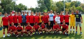 Пом.пионери на ФК Вардар се есенски шампиони, Георг Стојановски постигна најмногу голови