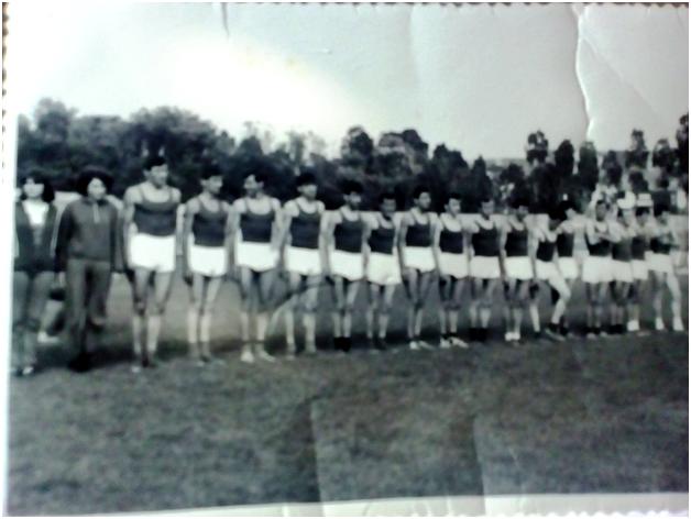 АК Вардар во 1966 година – најдобрата екипа во Македонија
