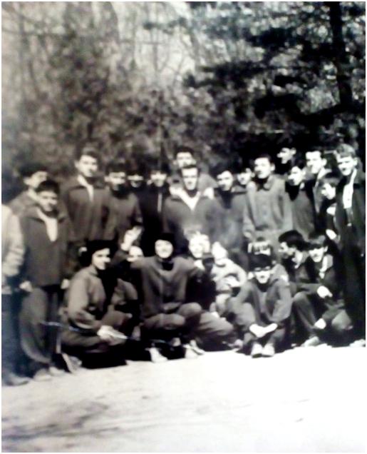 АК Вардар во втората половина на 60-те години