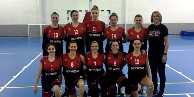 ЖКК Вардар ја има најдобрата одбрана во лигата