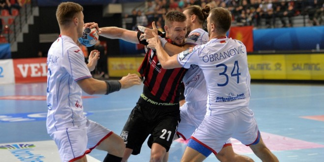 Брест Мешков ќе биде противникот на Вардар во 1/2 финалето на СЕХА-лигата
