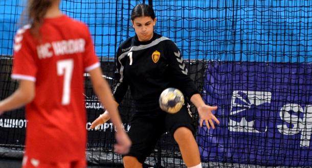 Вероника Ѓорѓиевска: Уживам кога сум на голот, ми прилега да сум голман, Милосављев е мој идол