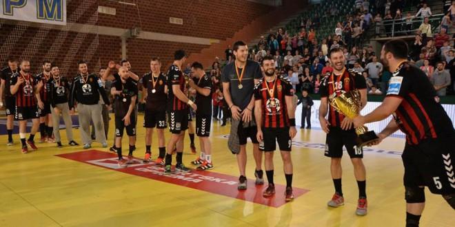 Двете екипи на РК Вардар ги дознаа своите противници во 1/4 финалната група од купот и патот до пласман на Ф4 турнирот