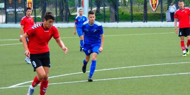 Ѓорѓоски, Хасани и Стојановски добија повик за настап во репрезентацијата до 17 години, за пријателскиот турнир во Србија