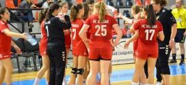 """Пионерките на Вардар  во """"битка"""" за 5.место  на кадетскиот турнир во Никшиќ"""